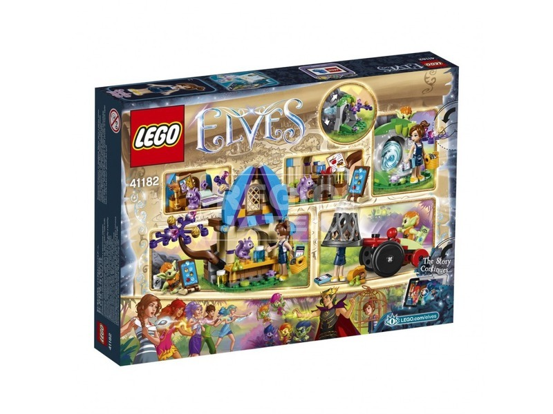 LEGO Elves Sophie Jones elfogása 41182