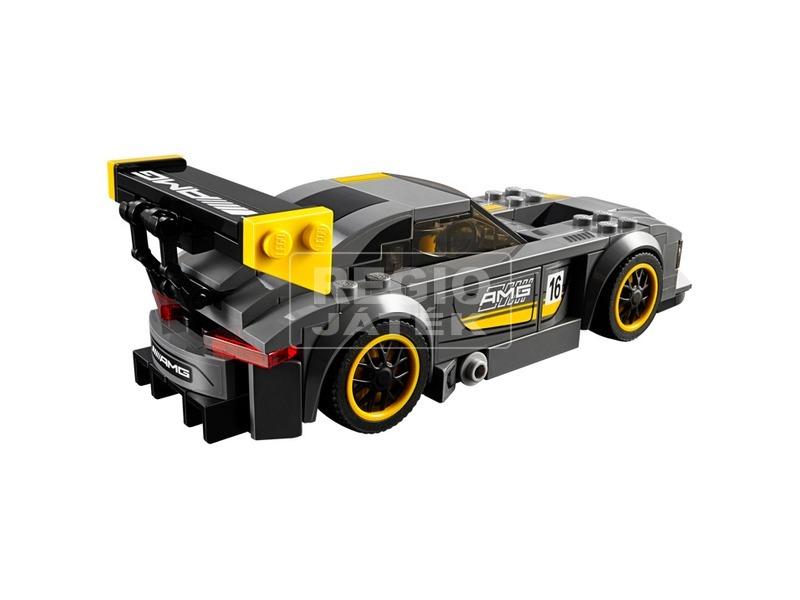 kép nagyítása LEGO® Speed Champions Mercedes-AMG GT3 75877