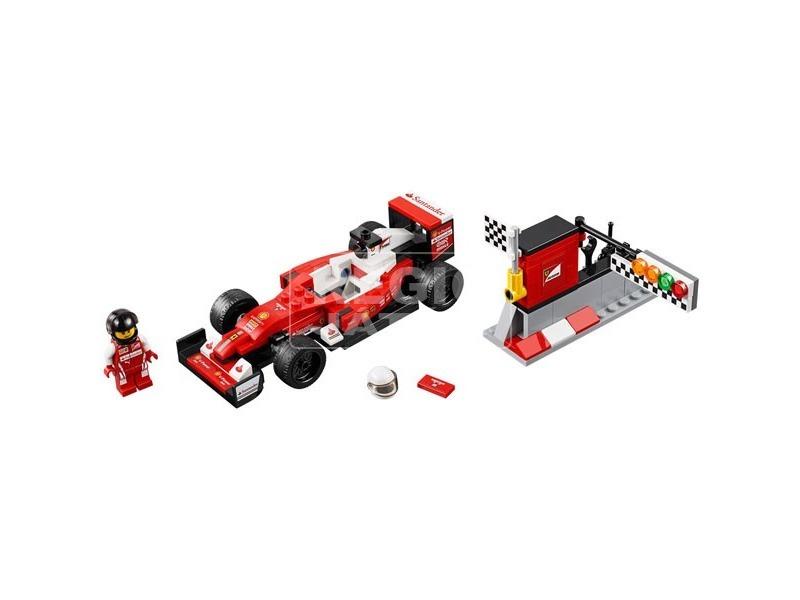 kép nagyítása LEGO® Speed Champions Scuderia Ferrari SF16-H 75879