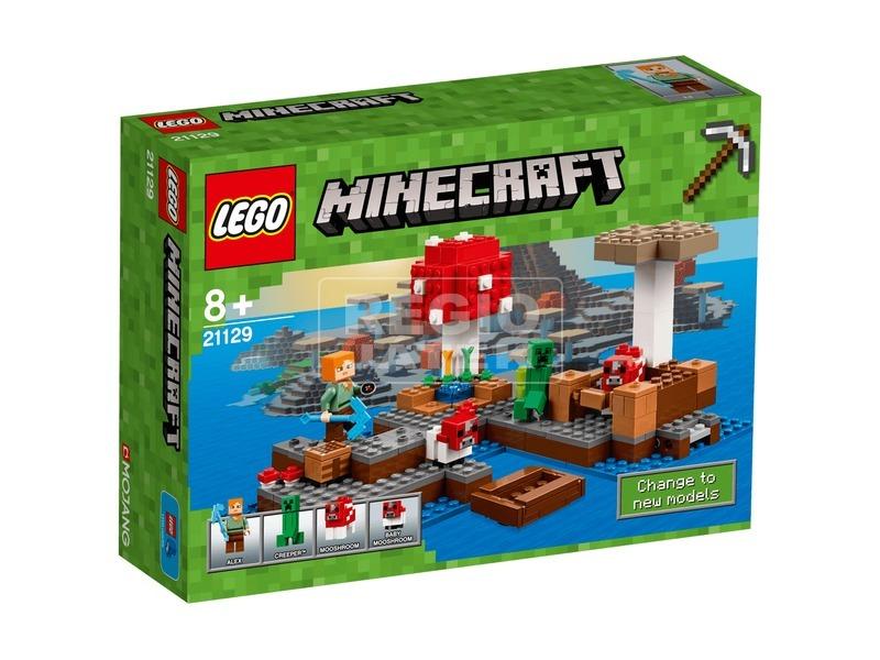 LEGO Minecraft A Gombasziget 21129