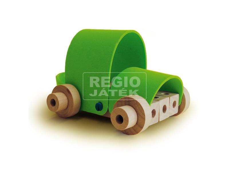 kép nagyítása Autó fa barkácskészlet