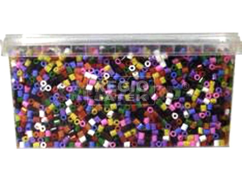 kép nagyítása SES vasalható gyöngy 12 000 darabos készlet dobozban