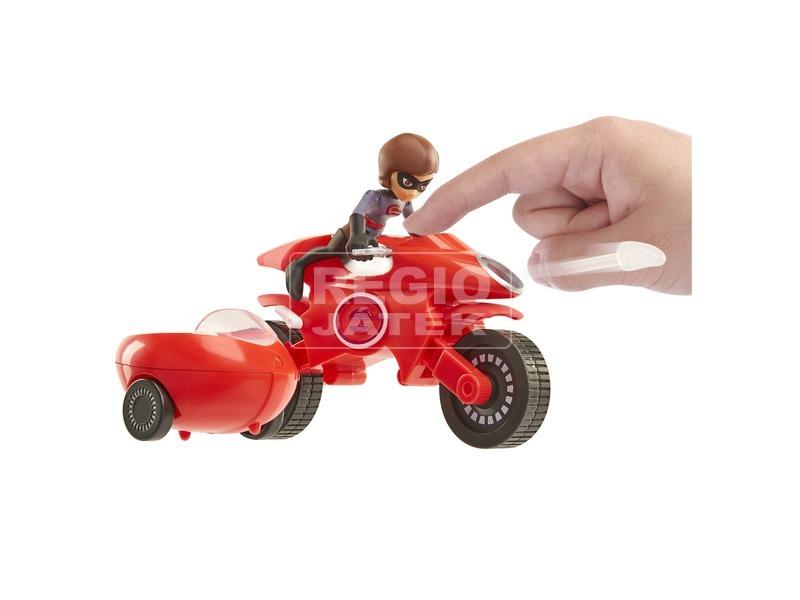 kép nagyítása Hihetetlen család 2 figura járművel - többféle