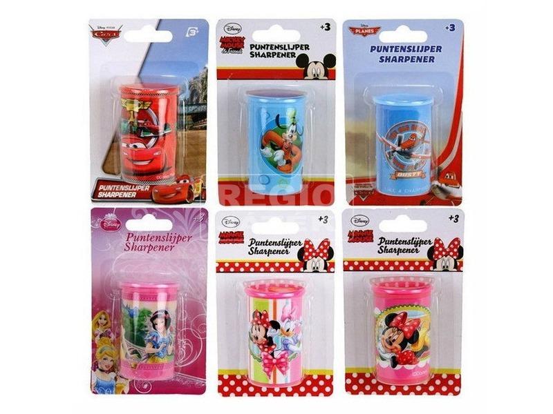 Disney hegyező 6féle