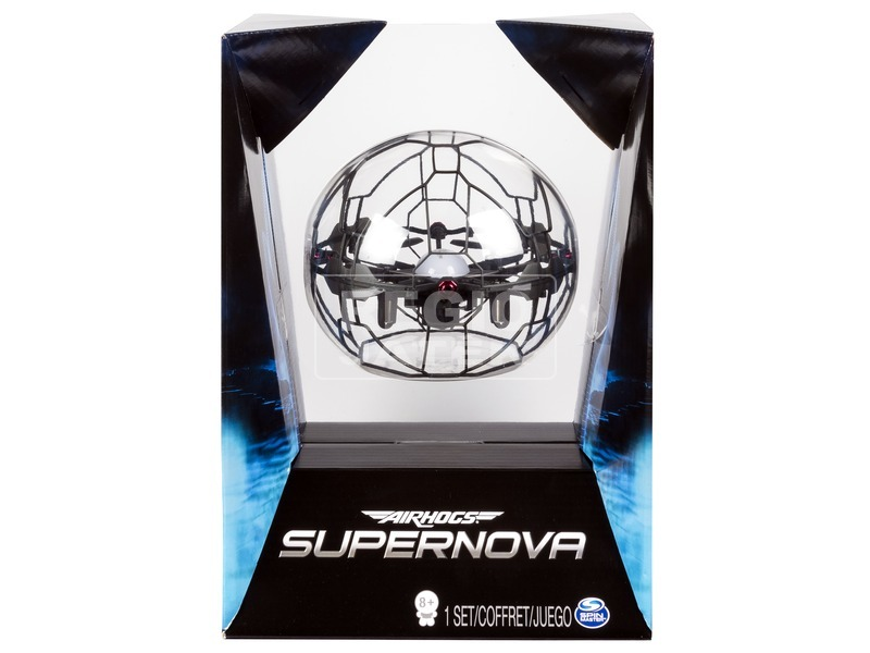 Air Hogs Supernova gömb helikopter - 13 cm