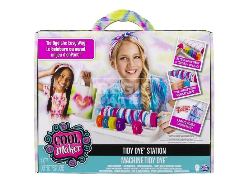 Cool Maker ruhafestő készlet