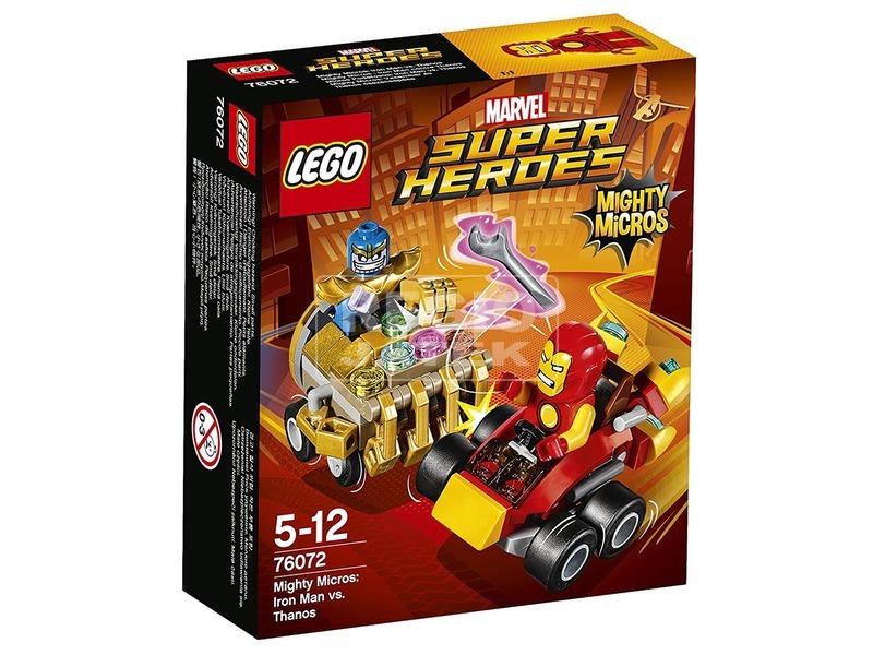 LEGO® Super Heroes Vasember és Thanos 76072