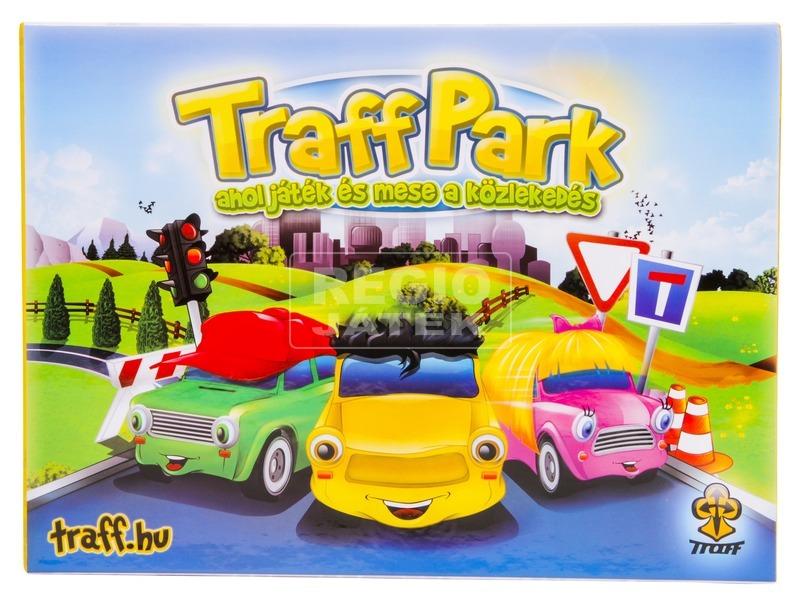kép nagyítása Traff Park társasjáték