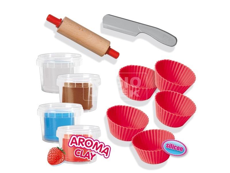 kép nagyítása SES muffin készítő gyurmakészlet