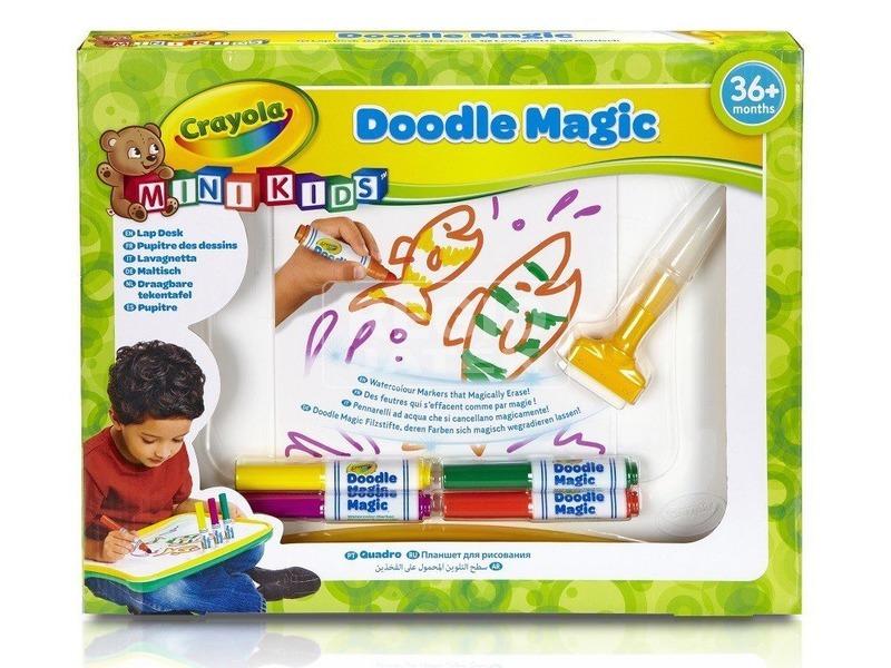 Crayola: irka-firka rajztábla