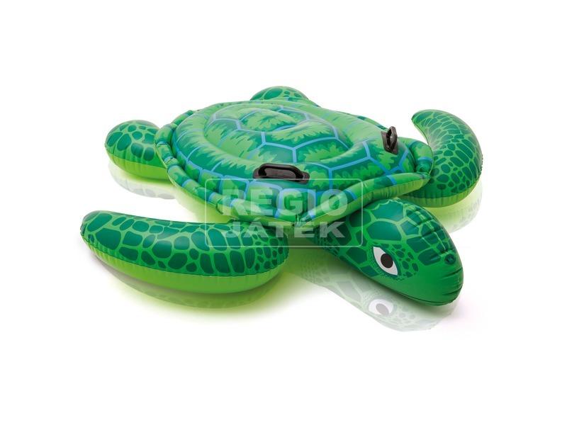 Tengeri teknős felfújható lovagló - 150 x 127 cm