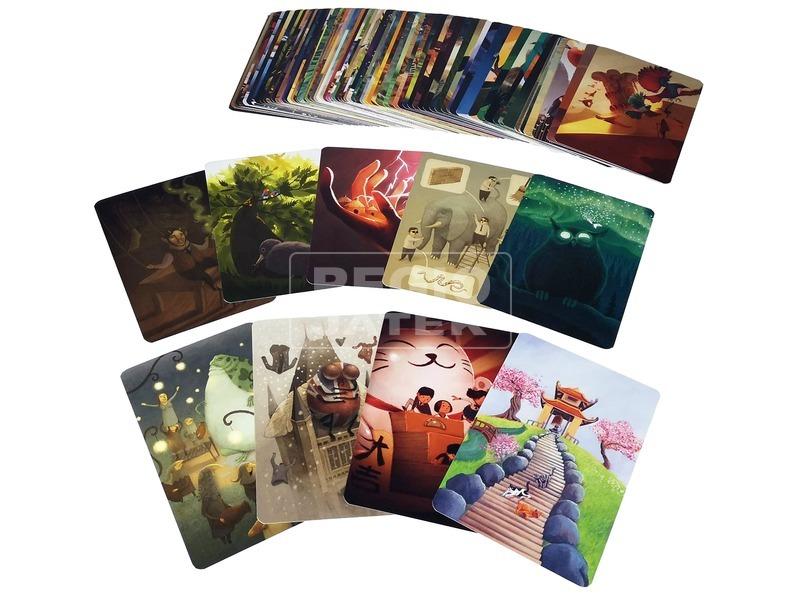 kép nagyítása Dixit 10 Tükörképek társasjáték kiegészítő