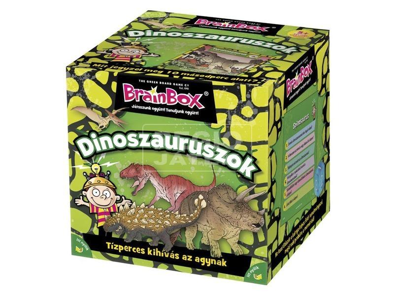 Brainbox - Dinoszauruszok