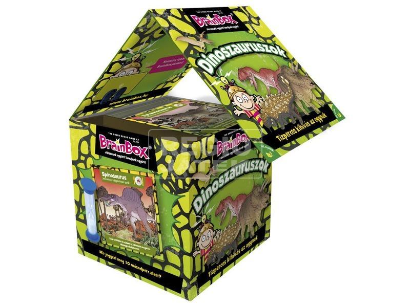 kép nagyítása Brainbox - Dinoszauruszok