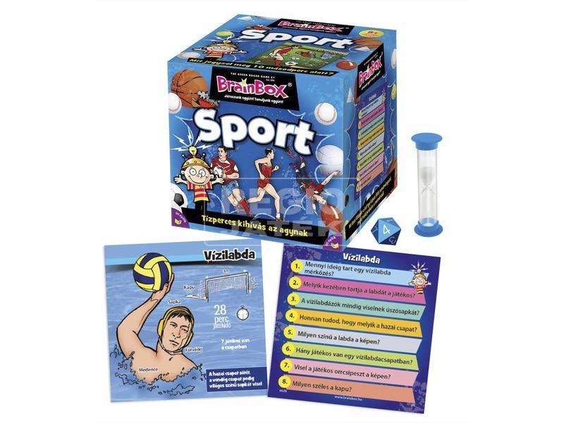 kép nagyítása Brainbox - Sport
