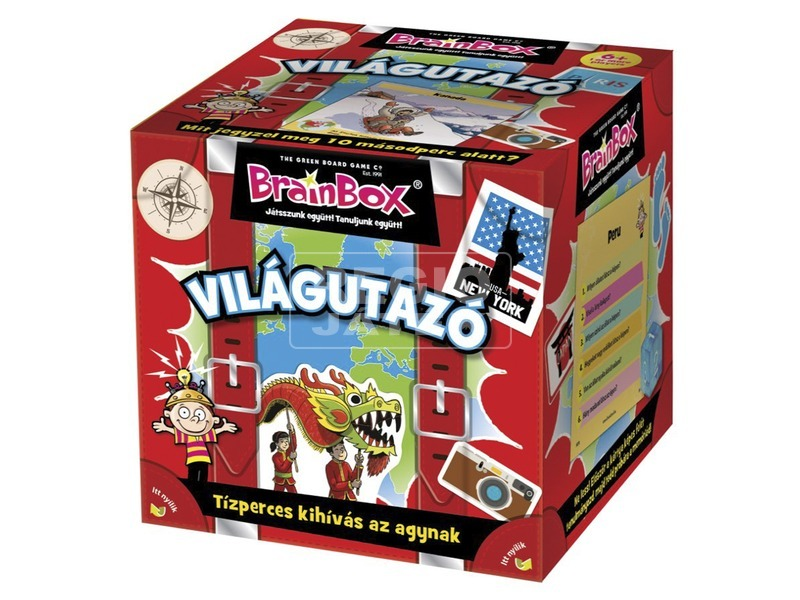 Brainbox - Világutazó