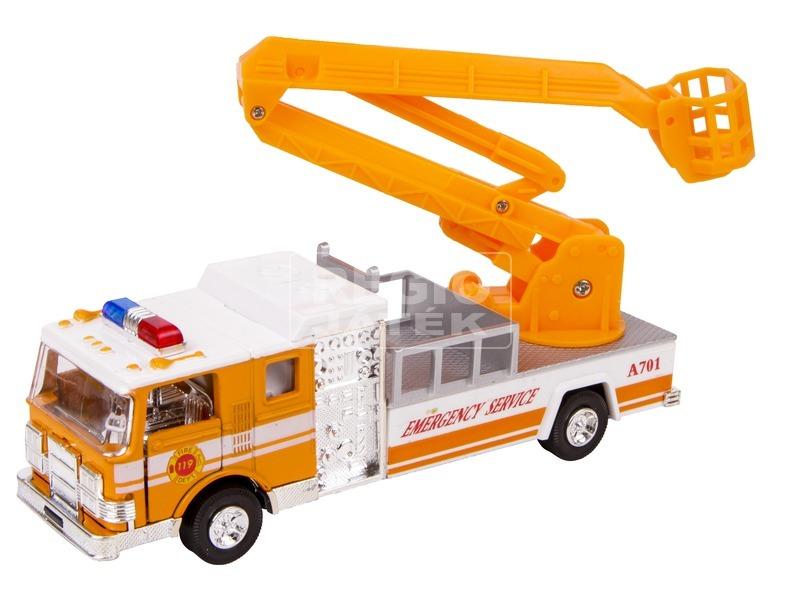 kép nagyítása Emelőkosaras tűzoltóautó - többféle