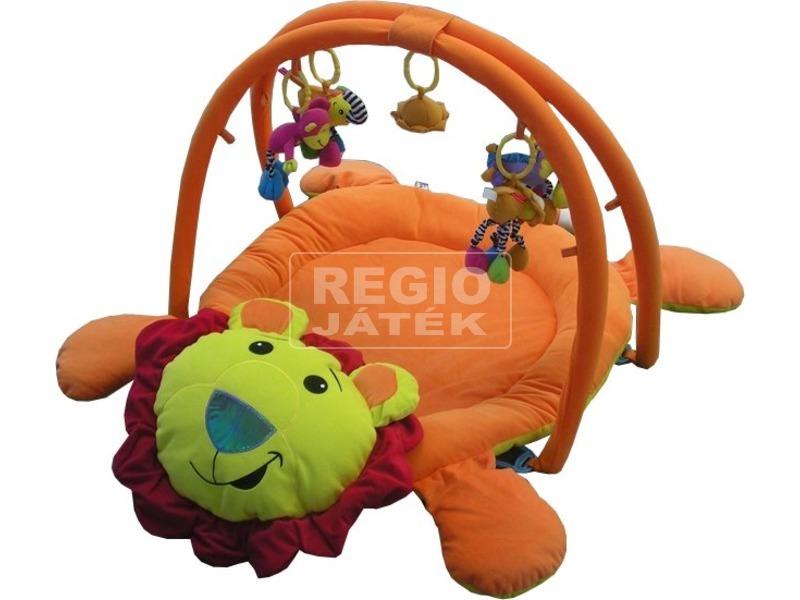 Oroszlános bébi játszószőnyeg