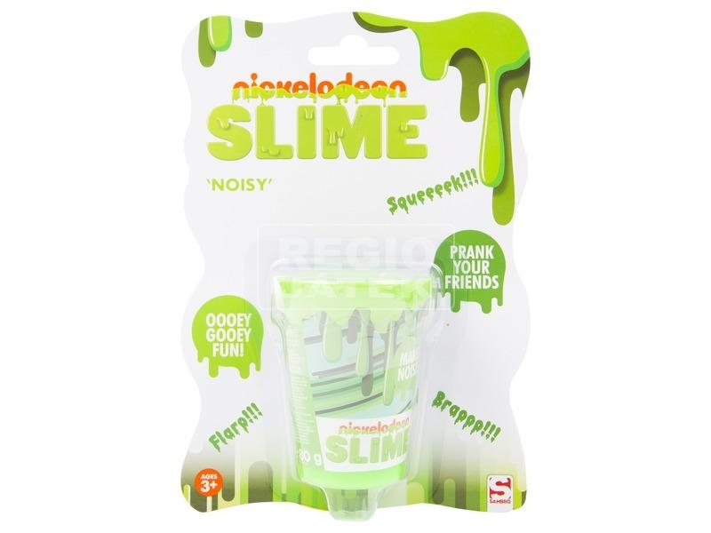 Nickelodeon hangot adó slime
