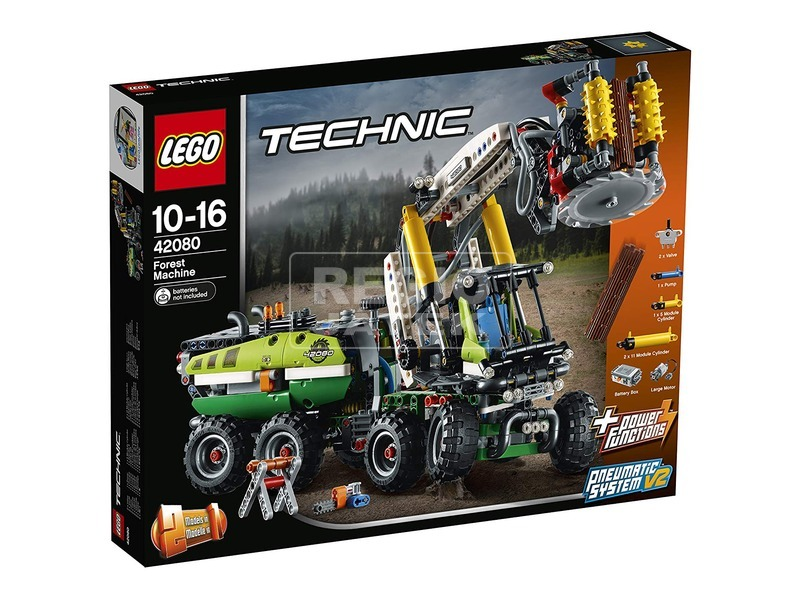 LEGO® Technic Erdei munkagép 42080