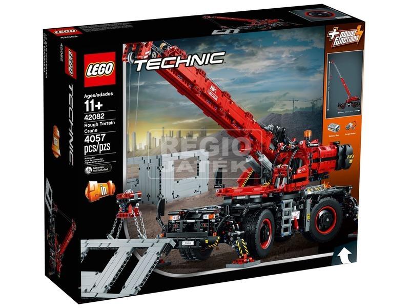 LEGO® Technic Nehéz terep daru 42082