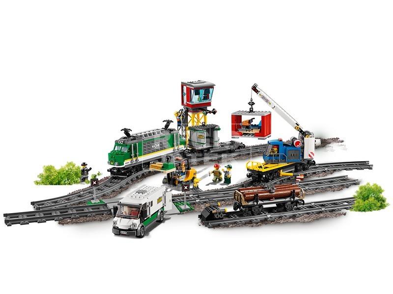 kép nagyítása LEGO® City Tehervonat 60198