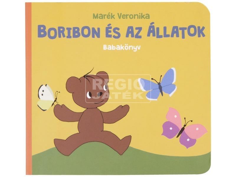Marék Veronika: Boribon és az állatok