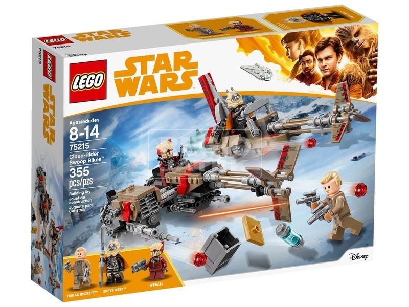 LEGO® Star Wars Cloud-Rider Swoop Bikes 75215