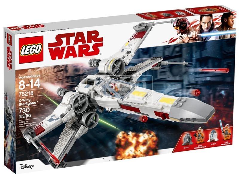 LEGO® Star Wars X-szárnyú vadászgép 75218