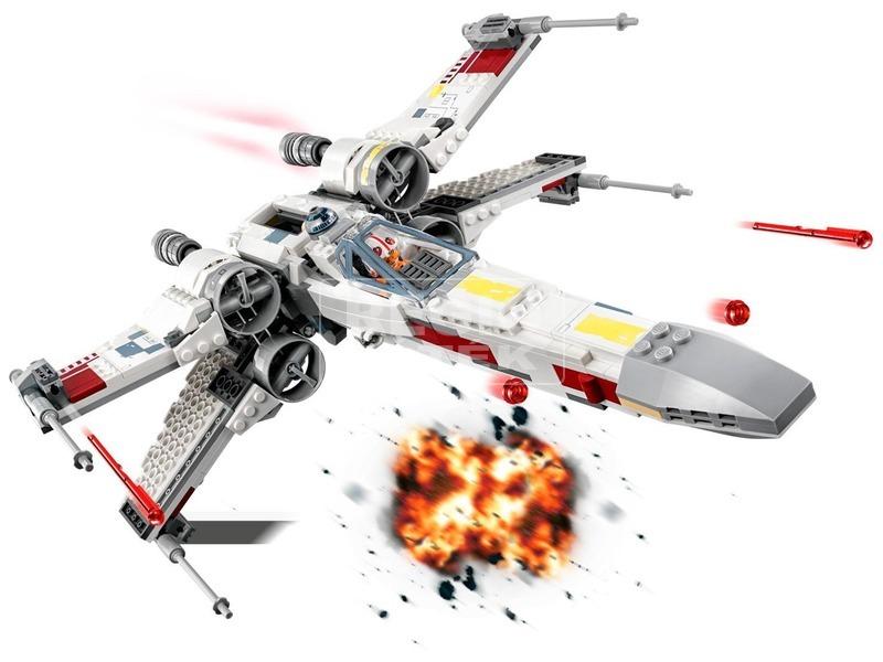 kép nagyítása LEGO® Star Wars X-szárnyú vadászgép 75218