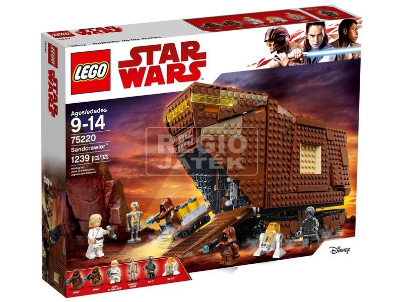 LEGO® Homokfutó bányagép 75220