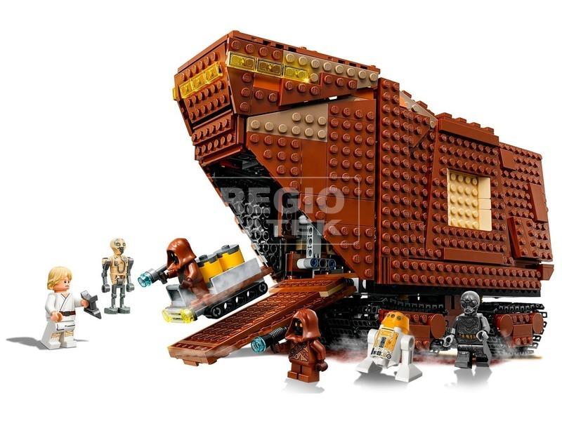 kép nagyítása LEGO® Homokfutó bányagép 75220