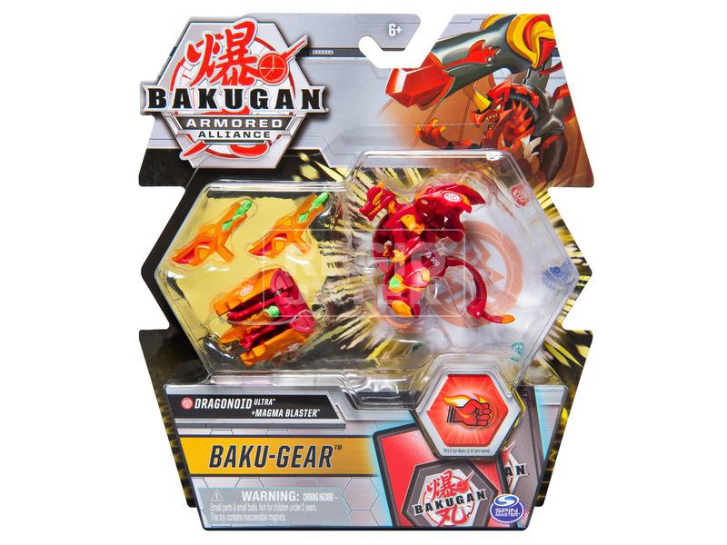 Bakugan deluxe harci felszereléssel