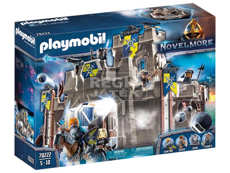 Play. Novelmore erődítménye