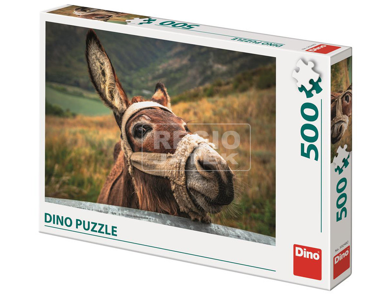 Puzzle 500 db - Csacsi
