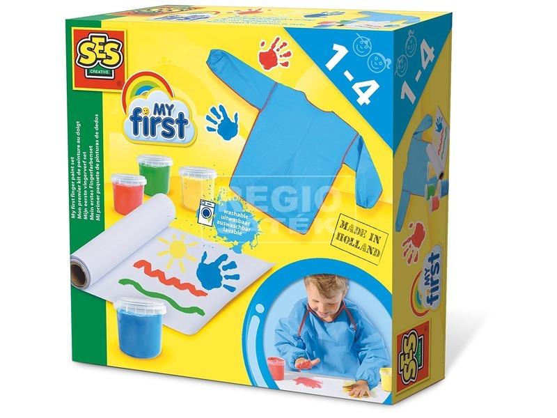 Első ujjfestékem készlet