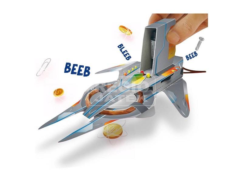 kép nagyítása Fémdetektor repülőgép készlet