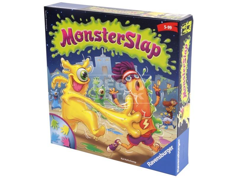 Monster Slap - Szellemirtók társasjáték