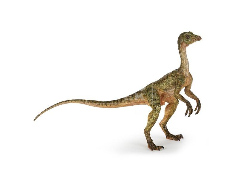 Papo compsognathus dínó 55072