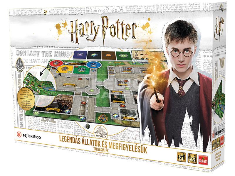 Harry Potter: Legendás állatok és megfigyelésük társas