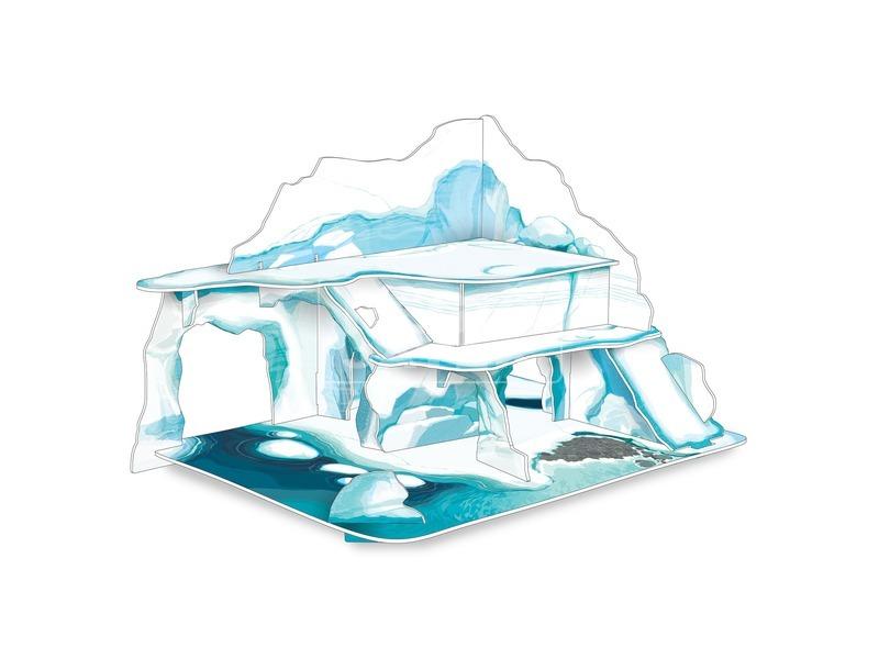 Papo jégmező 60114