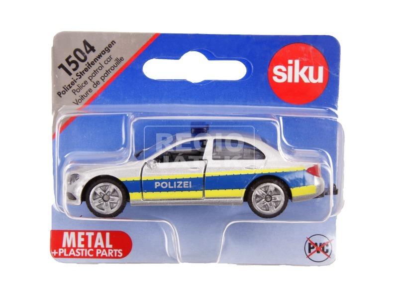 SIKU Mercedes-Benz rendőrautó 1:87 - 1504