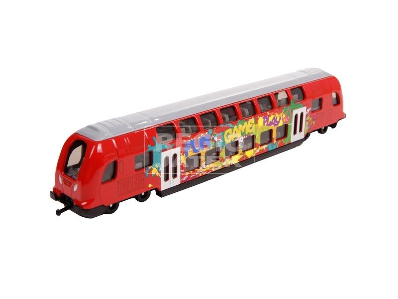 SIKU Emeletes vonat 1:87 - 1791