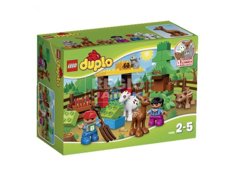 LEGO DUPLO Az erdő Állatok 10582