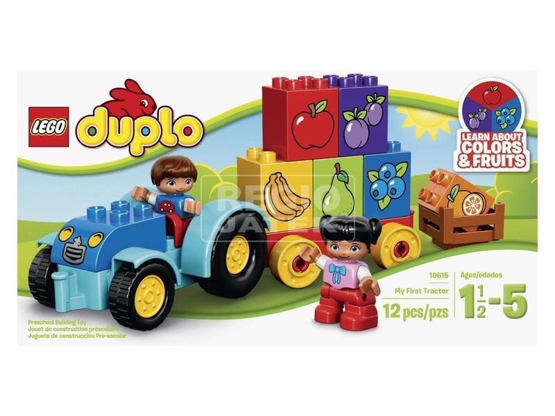 LEGO DUPLO Első traktorom 10615