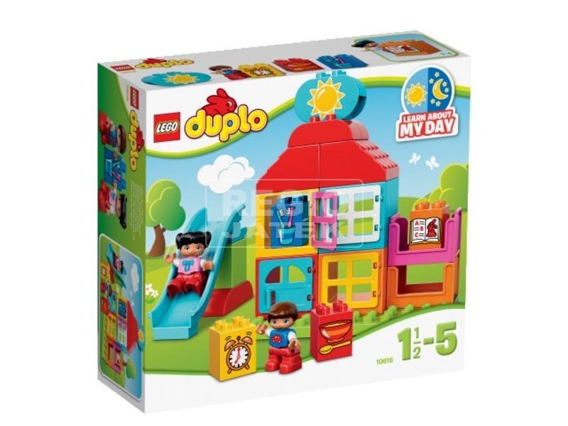 LEGO DUPLO Első játékházam 10616