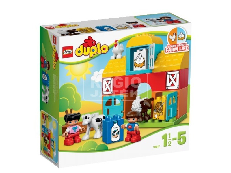 LEGO DUPLO Első farmom 10617