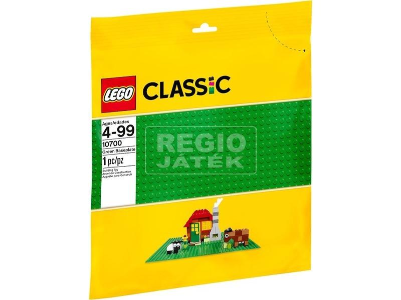 LEGO® Classic Zöld alaplap 10700