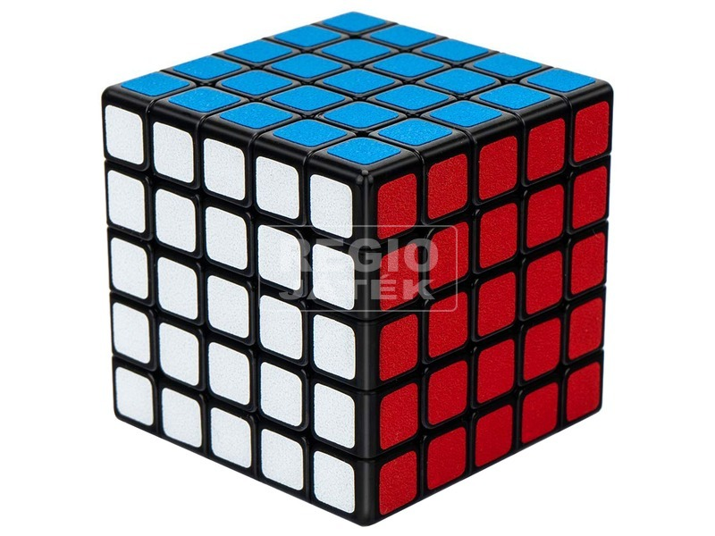Rubik kocka - 5 × 5 x 5