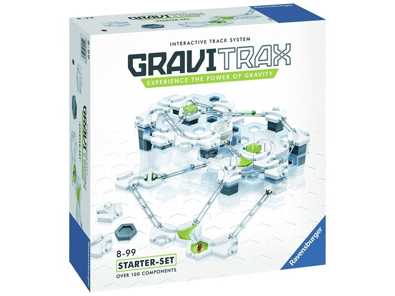Gravitrax 100 darabos kezdőkészlet